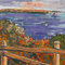 Mackinac Patternsoil on canvas